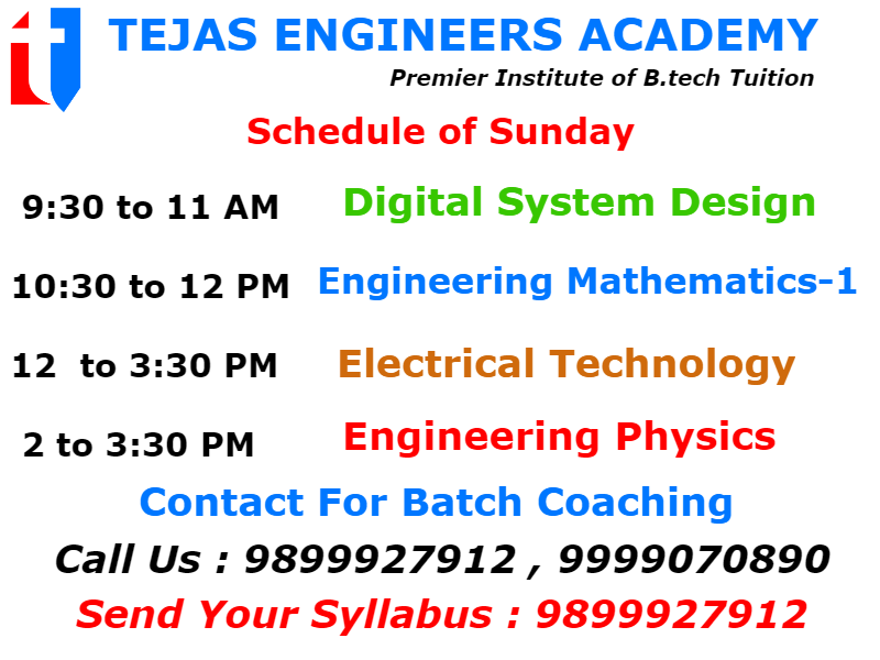 schedule-for-btech-tuition-in-delhi-2