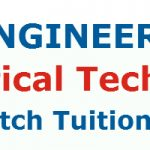 B Tech coaching in Delhi for Electrical Technology