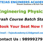 Engineering Tuitions In Delhi For Physics