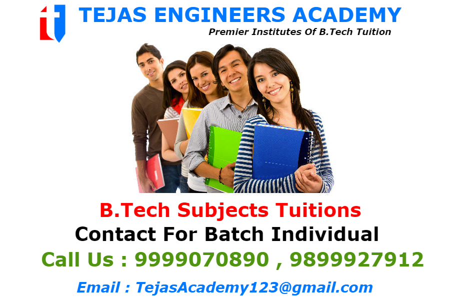 b.tech tuition institutes delhi