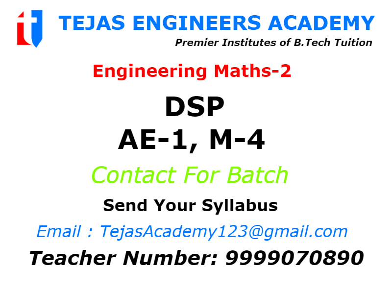 B.tech Tuition in Delhi