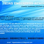 B Tech coaching institutes in Delhi