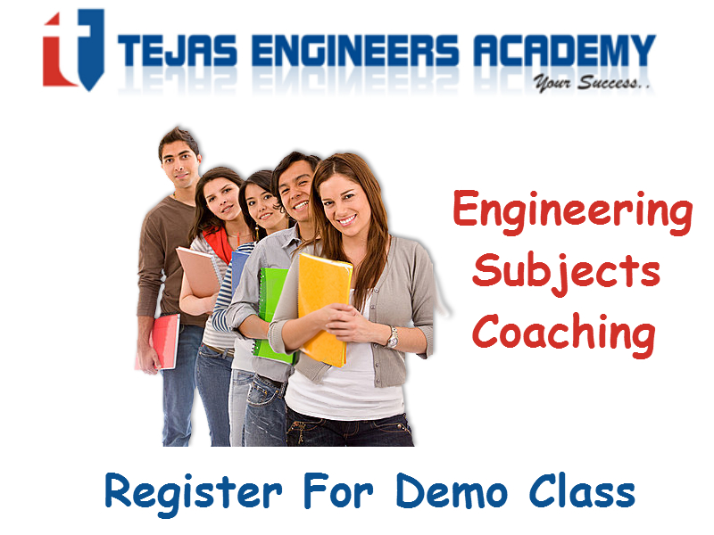 B Tech Subjects Coaching