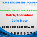 B Tech Tuitions In Delhi For Applied Maths-2