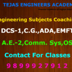 B Tech Tuition Institutes in Delhi For Digital system design