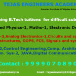 About the activities and their outcomes for B.Tech students : B.Tech Tuition in Delhi