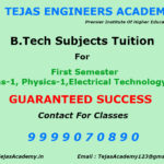 Why the students need B.Tech tuitions in Delhi