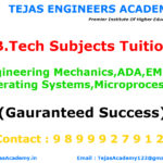 Engineering Tuition in Delhi for 6th Semester