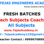 Tips for students seeking Engineering tuitions in Delhi