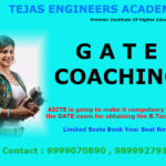 GATE coaching along with B.Tech coaching