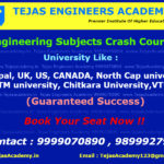 B.Tech tuitions in summer vacation