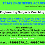 Engineering Subjects Tuitions in Delhi