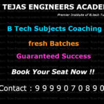 B Tech coaching in Delhi for difficult subjects
