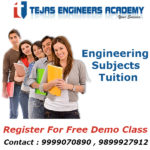 Engineering Tuitions in Details