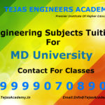 Maharshi Dayanand University B.Tech Tuition in Delhi