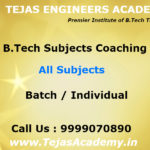 B.Tech Maths Tuition
