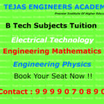 Engineering Tuitions For New Students