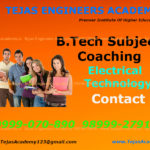 Electrical Technology B Tech Coaching in Delhi