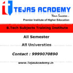 B.Tech Subjects Training Institutes in Delhi