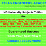 Btech Tuittion in Delhi For MD University