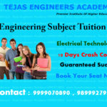 Engineering Tuitions For Electrical Technology