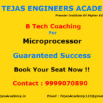 B.Tech coaching in Delhi for Microprocessor