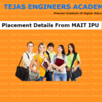 Placement Details For B.Tech Passed Students IPU
