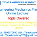 Engineering Mechanics Online Lecture