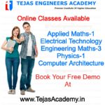 Online tuitions for B.Tech subjects