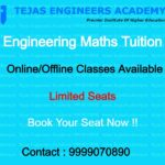 B.Tech tuitions in Delhi for Engineering Maths