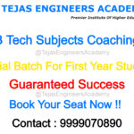 Online B.Tech tuitions for Maths